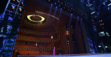 More than 150pcs moving head Fixtures in jiangxi Grand Theatre