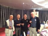 Overseas Dept.Manager Together with Taiwan&Germany Engineer