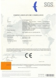 CE certificate For FR series