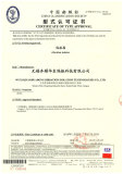 CCS certificate of type approval