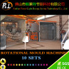 Rotational moulds