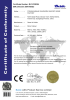 CE EMC certificate for mirror cabinet