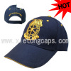 Acrylic Baseball Cap With 3D Embroidery(Jre035)
