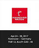 Fatech will attend Hannover Messe 2017 in Germany