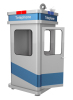 J&R Public Telephones and Telephone Booths Have Been Installed In The Largest Oil Company in Saudi A