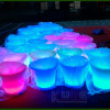 How to use the led chairs led tables led decro safely?