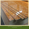 E0 Eco-Board High Glossy Marble Color Melamine Plywood