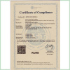 Rohs Certificate for Keyboards