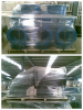 Flange packing