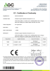 CE Certificate - LC8007 OPT SHR