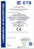 CE certificate of LED bulb
