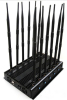 12 Band Power Adjustable Mobile signal Jammer