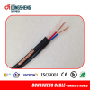 CCTV Cable Rg59+2X0.5 Power Cable/ Rg59 Siamese Coaxial Cable