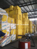 Glasswool sandwich panel material