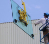 Glass Curtain Wall Installation 2