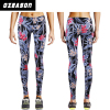 women's yoga pants, compression tights, printed leggings
