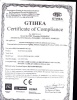 CE Certificate of Compliance-1
