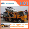 Multifunctional wrecker towing truck new come