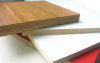 1220mm*2440mm one side/both sides melamine MDF(medium density fireboard)