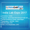 Welcome to visit BIOBASE at India Lab Expo 2017