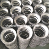 640 end ring for rotary screen roller printing machines