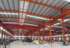 High quality and favourable price of steel structure warehouse and workshop