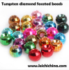 fly fishing Tungsten diamond faceted beads