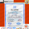 ISO9000 Certification for superimage package films products(2014)