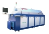 Intelligent hot air lead-free reflow Oven with six heating-zones TN360C