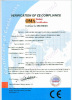 CE Certificate of Playground Equipment