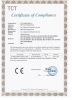 CE certificates for Optical Transmitter, Receiver, EDFA