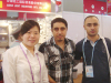 Syria Friends-Mhd. Al Lahham/Met in 2013 Valve World Expo& Congeence Asia