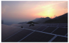 40KWp photovoltaic power satation at Chongqing