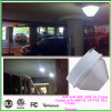 60W DLC Etl cEtl 277VAC 347VAC led parking garage canopy Light