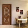 Wood Look Metal Steel Exterior Door (SX-5-1019)
