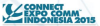 Welcome to visit us at CONNECT EXPO COMM INDONESIA 2015