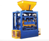 QT 4-26 Small Manual Cement Brick Making Machine Suppliers