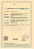 ROHS Certificate of led flood light