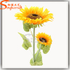 High Quality Hand-feeling Artificial Plant Sunflower