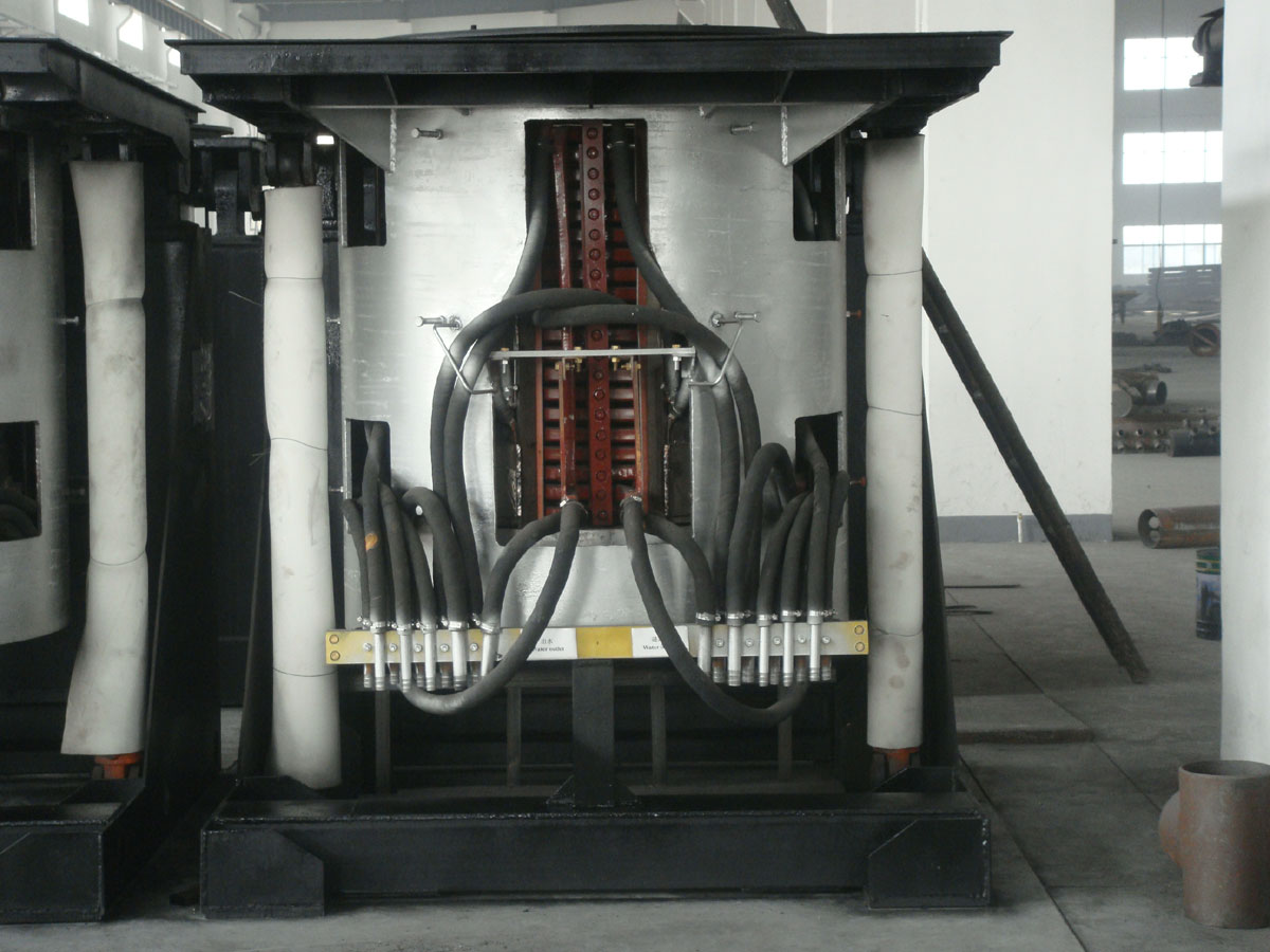 1.5ton Induction furnace was shipped to Iran on Feb. 17th