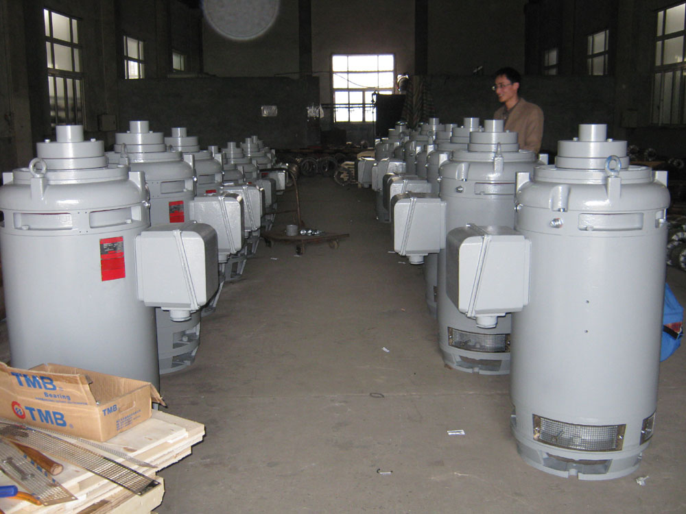 18PCS Vertical Hollow Shaft Motors, VHS Motor, Shipped to Iran on March 26th