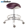 New Design PU Leather Height Adjustable Saddle Dentist Chair