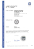 TUV certificate of relay