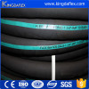 Heavy Duty Cloth Cover Fiber Reinforced Flexible Rubber Water Hose