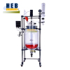 200L Jacketed Glass Reactor/Single Layer Glass Reactor