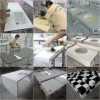 Stone Furniture Dining Table Fabrication