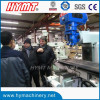 client from Russia for milling machine