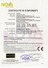 CE Certificate for Slitting Machine