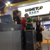 Shinetop machinery show in fastener exhbitions