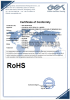 RoHS Certificate for Led strip light